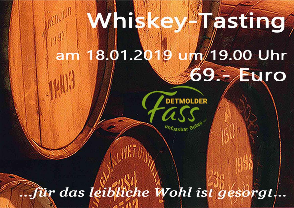 Whiskey-Tasting